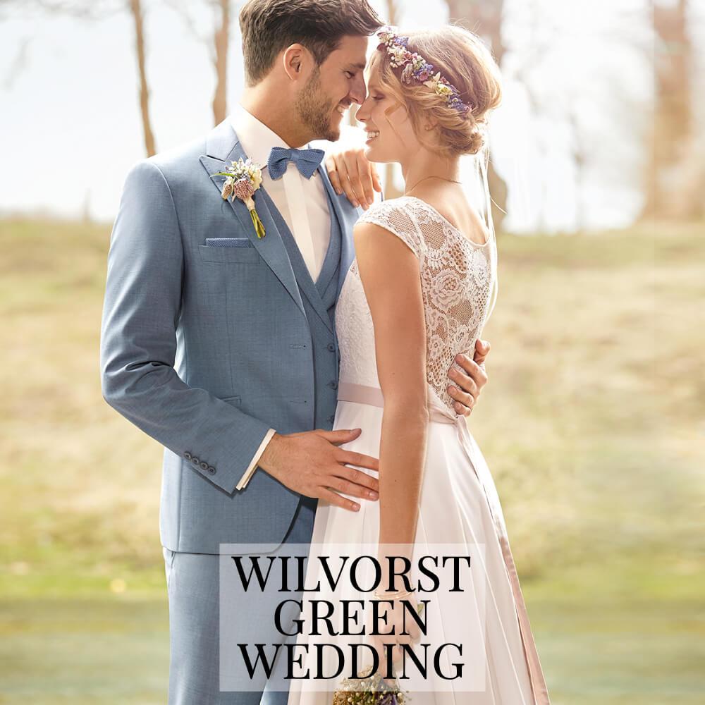Wilvorst Green Wedding
